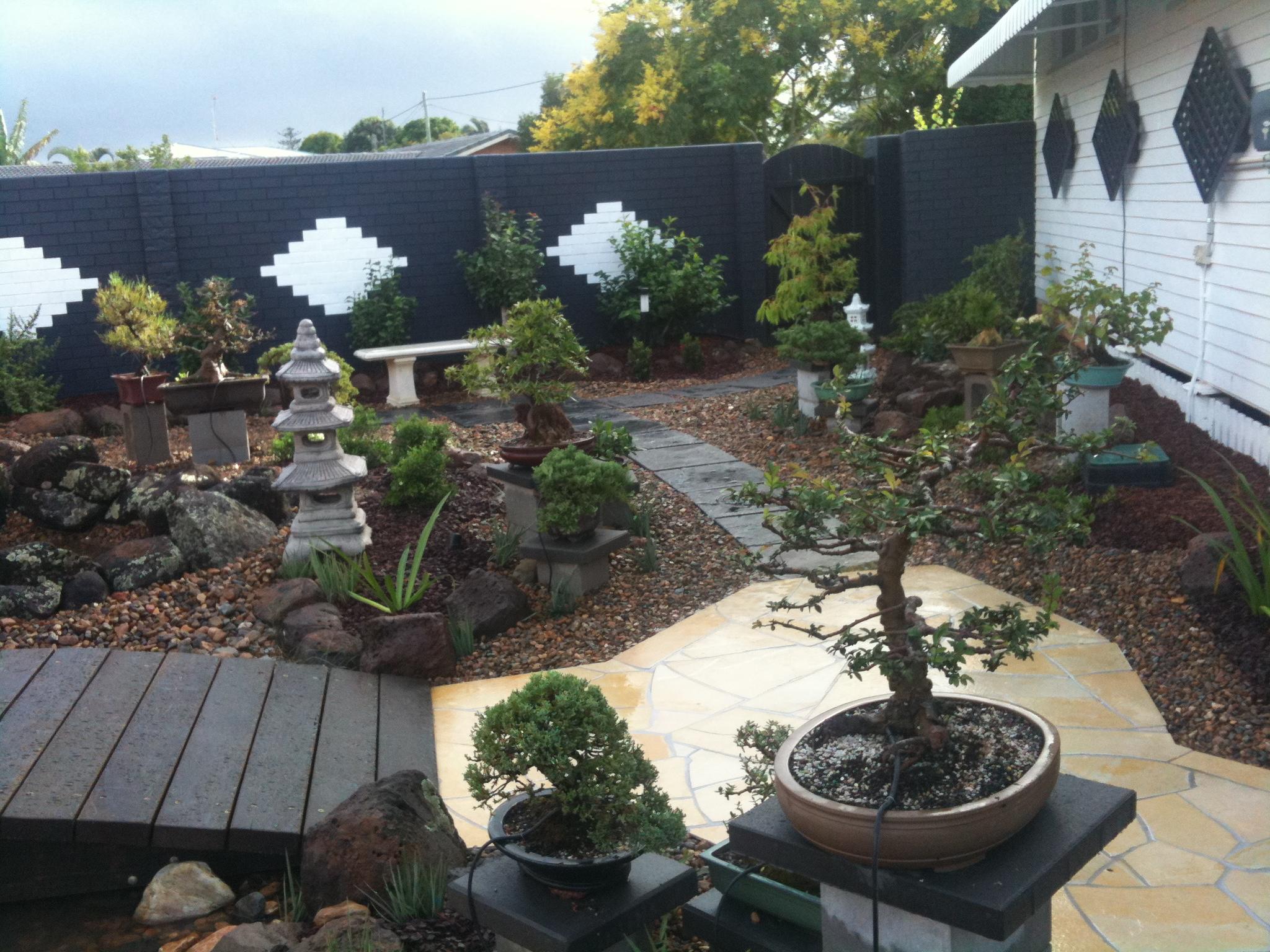 Japanese gardens in bundaberg landscaping lifestyle for Japanese themed garden
