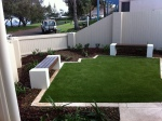 seaside courtyard-Bundaberg Landscaping 5
